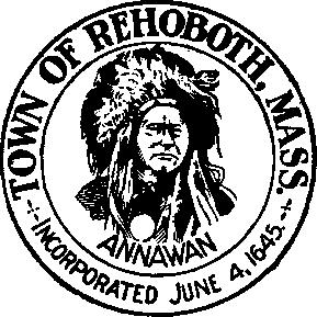 Official seal of Rehoboth, Massachusetts