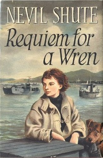 Requiem for a Wren - First edition, cover artist Val Biro.
