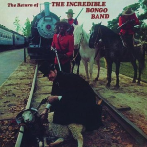 Incredible Bongo Band - Cover art for the 1973 album Return of the Incredible Bongo Band