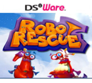 Robot Rescue - Image: Robot Rescue Coverart