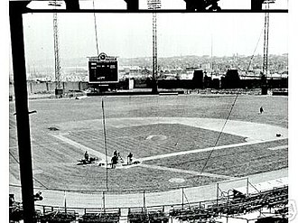 Roosevelt Stadium - The stadium