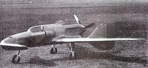 Ambrosini SS.4 - The Ambrosini SS.4
