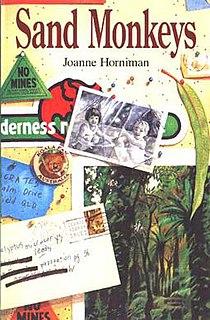 <i>Sand Monkeys</i> Book by Joanne Horniman