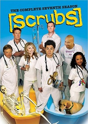 Scrubs (season 7) - Image: Scrubs s 7 dvd