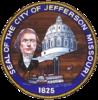 Sigillo ufficiale di Jefferson City, Missouri