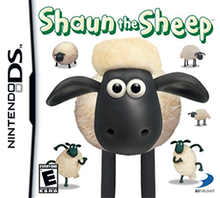 Shaun The Sheep Coverart