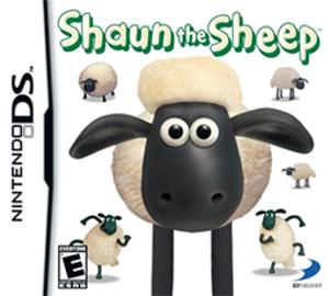 Shaun the Sheep (video game) - Image: Shaun the Sheep Coverart