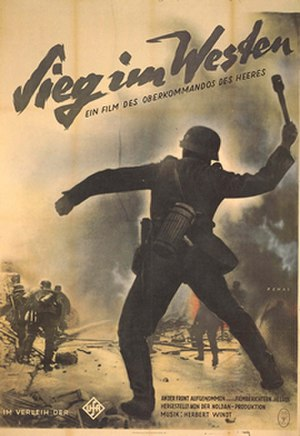 effects of propaganda films on wwii Most of the films were propaganda depicting the us entry into the war as a noble cause, but some displayed the human side as well the all-time film classic of pre-world war ii intrigue, patriotism and romance, casablanca (1942.