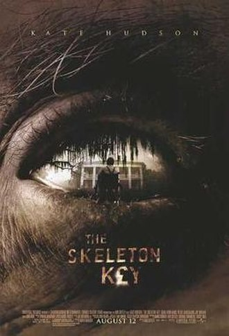 The Skeleton Key - Promotional poster
