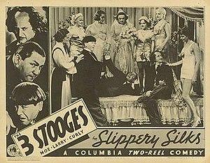 Slippery Silks - Image: Slippery Silks 1936