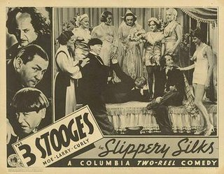 <i>Slippery Silks</i> 1936 film by Jack White