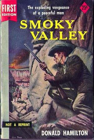 Smoky Valley - Paperback original