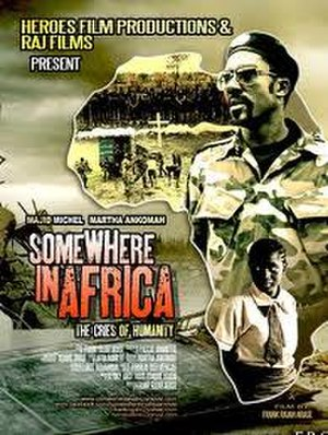 Somewhere in Africa - Theatrical poster