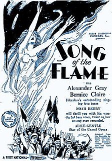 <i>Song of the Flame</i> 1930 film