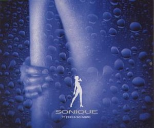 It Feels So Good - Image: Sonique It Feels So Good CD2 UK