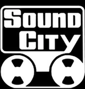 Sound City Studios - Image: Sound City Logo