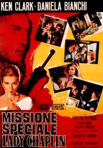 Special Mission Lady Chaplin - Image: Special Mission Lady Chaplin