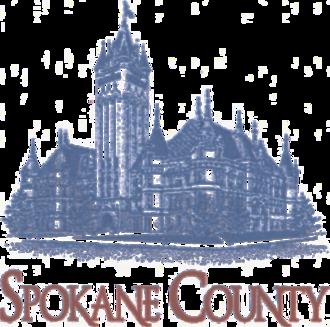 Spokane County, Washington - Image: Spokanecounty WA Logo