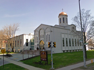 St. Clement of Ohrid Macedonian Orthodox Cathedral, Toronto Church in Ontario, Canada
