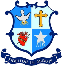 St. Mary's College C.S.Sp. Rathmines crest.png