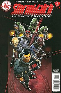 <i>Stormwatch: Team Achilles</i>
