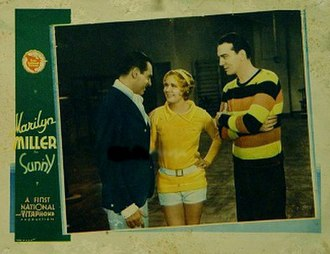 Sunny (1930 film) - Image: Sunny 1930