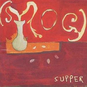 Supper (album) - Image: Supper (Smog album cover art)