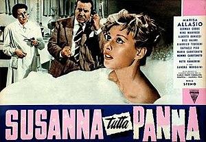 Susanna Whipped Cream - Image: Susanna tutta panna