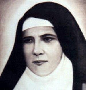 María Beatriz del Rosario Arroyo - Image: Svmariaarroyo
