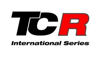 TCR International Series - Image: TCR International Series logo