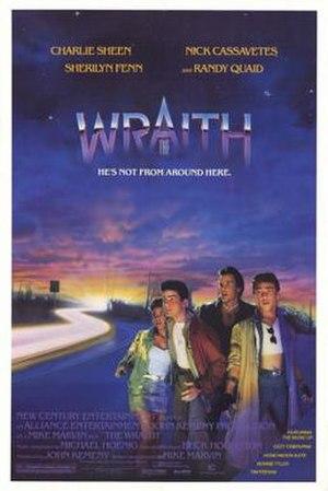 The Wraith - Image: The wraith poster