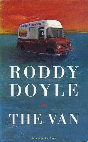 The Van (novel) - First edition