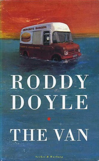 The Van (novel) - First edition