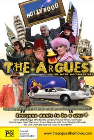 The Argues: The Movie - Image: The Argues