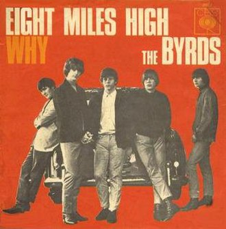 Why (The Byrds song) - Image: The Byrds Eight Miles High Why