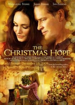 the christmas hope filmposterjpeg - A Christmas Blessing Cast