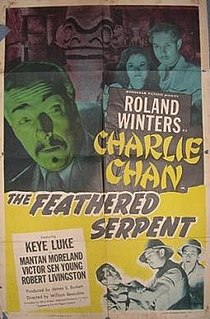 <i>The Feathered Serpent</i> (1948 film) 1948 film by William Beaudine