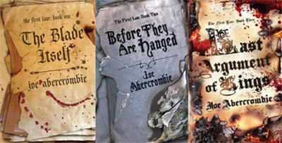 Picture of a book: Before They Are Hanged