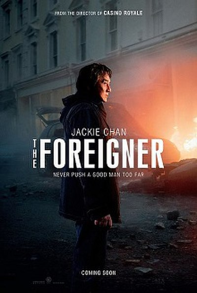 Picture of a movie: The Foreigner