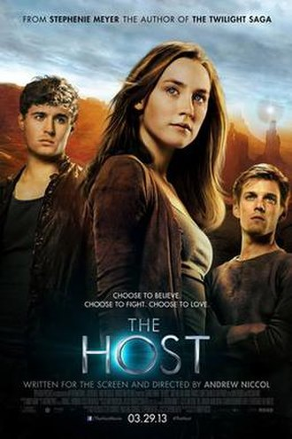 The Host (2013 film) - Theatrical release poster