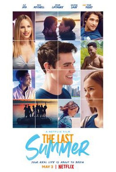 Picture of a movie: The Last Summer