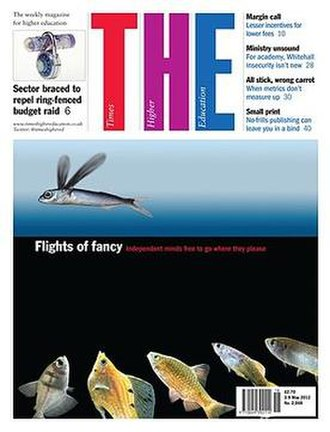 Times Higher Education - No. 2,048 ( 3–9 May 2012)