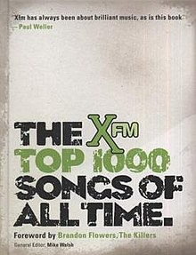 The Xfm Top 1000 Songs of All Time - Wikipedia