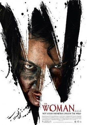 The Woman (2011 film) - Theatrical release poster