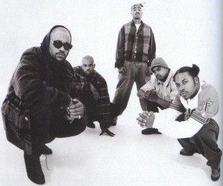Thug Life American hip hop group