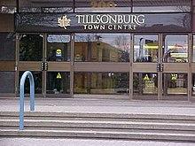 Ontario Canada Downtown Tillsonburg - Wikipedi...