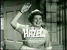 Title Card to Hazel (TV Series 1961–1966).jpg
