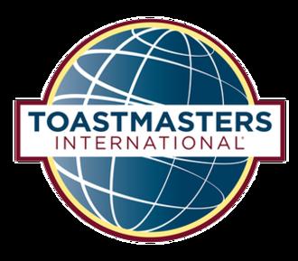 Warwick Speakers - Image: Toastmasters 2011