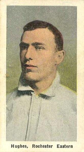 Tom Hughes (pitcher, born 1884) - Image: Tom Hughes