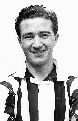 Tommy Casey - Casey as a Newcastle United player